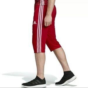 Mens Adidas Tiro19 3/4 Slim Soccer Football Pants